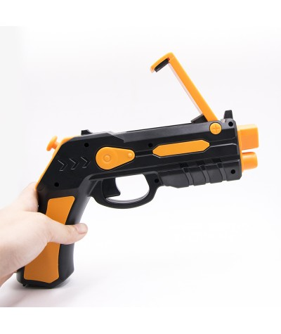 Wireless 4.0 version plastic ar gun play augmented reality game support IOS and android system