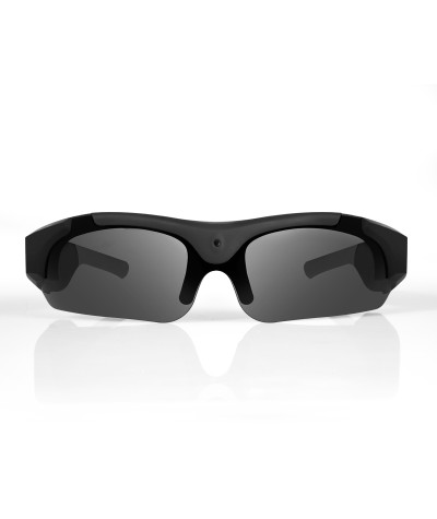 Wide Angle Wireless Sport Eyewear Camera Sunglasses Smart Glasses