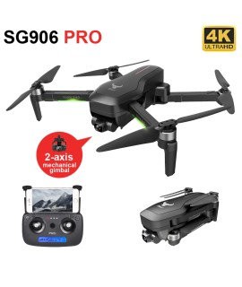 ZLRC SG906 Pro 2 Axis Gimbal BEAST GPS Drone with 4K HD Camera  5G WiFi Professional Brushless Quadcopter 50X Zoom RC Dron|RC Quadcopter|   - Coolcncn