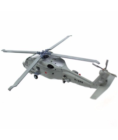 1/100 Scale JMSDF SH 60K Sea Hwak Multimission Maritime Helicopter Diecast Aircraft Model Toy Military Model Airplane