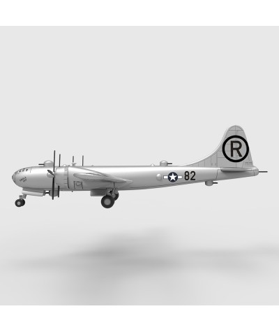 1/200 Scale Diecast Plane Boeing B 29 Superfortress heavy bomber   Aircraft  Model Hot Sell Airplane Toy for Gift Collecttion