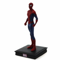 12CM Resin Crafts Spider Man Models Action Figure Marvel Collection Resin Craftwork Toys Gift for Sale with Package