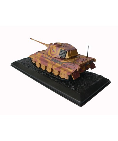 sd.kfz.182-1944 Military 1:72 Diecast Toy Tank Model
