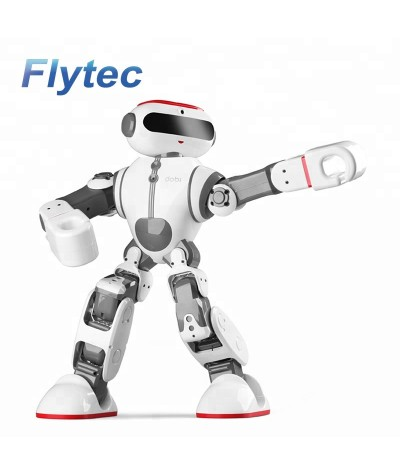 Flytec F8 Dobi Humanoid Robot APP Phone Voice Control Multifunction DIY RC Robot Toy Intelligent For RC Toys Children