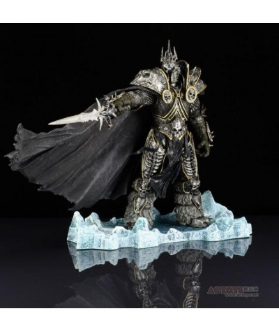 WOW Character FALL OF THE LICH KING ARTHAS ACTION FIGURE Model Toy 21CM|Action & Toy Figures|   - Coolcncn
