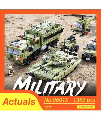 Xingbao Military Technic Axis Tanks vehicles helicopters Building Blocks world war 2 figures Army lepined Bricks boy Toys|Blocks|   - Coolcncn
