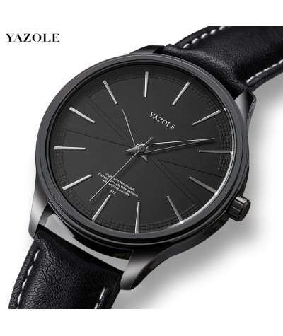 YAZOLE Men Watch Top Luxury Brand Sport Watches Mens Quartz Wristwatch Male Clock Relogio Masculino YZL512|Quartz Watches|   - Coolcncn