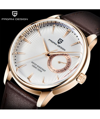 2020 PAGANI DESIGN Top Brand Luxury Waterproof Men Quartz Watch Fashion Casual Sports Watch Men Military Watch Relogio Masculino|Quartz Watches|   - Coolcncn